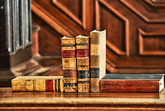 Courtroom Desk  The Old West (studioferullo) Tags: old city arizona brown history classic contrast court table book town justice desk library text country tombstone indoor books historic indoors law lawyer legal courtroom