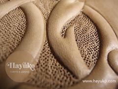 DANDO FORMA AL REPUJADO (hayuko.com) Tags: hayuko hayukocom hayukocueroypapel hayukocueropapel artesano artesana craft artesania personalizado handmade crafting cuero cueroypapel papel etsy leather repuajdo figura
