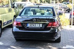 Germany Diplomatic (Estonia) - Mercedes-Benz E200 W212 2013 (PrincepsLS) Tags: germany estonia plate german mercedesbenz license potsdam spotting 41 diplomatic eclass 2013 w212