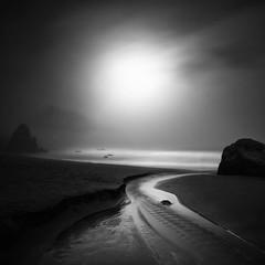 light (nlwirth) Tags: california longexposure blackandwhite seascape monochrome yup nlwirth trinidadheadstatebeach