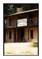 Hotel Mud Bug (AnotherCalifornia) Tags: building architecture hotel western