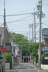 nagoya15439 (tanayan) Tags: road street urban japan town alley nikon cityscape nagoya   aichi j1