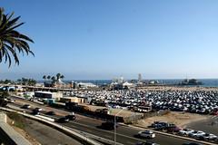 Santa Monica (Ro'tten) Tags: california beach pier losangeles santamonica