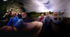 BBy river and sea (wheehamx) Tags: river pinhole ayr blend portencross