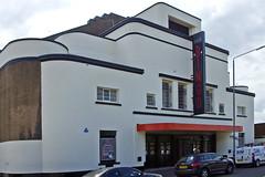 Art Deco Vogue Bingo Hall (donachadhu) Tags: artdeco glasgow scotland cumbernauldroad bingo cinema