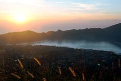 Mount Batur at Sunrise (jacklynchan) Tags: travel bali mountains sunrise trekking indonesia volcano hike mount batur