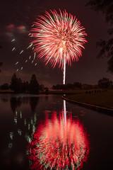 DSC_4032 (fellajr) Tags: family water night golf fun evening fireworks 4th july course hazzard deerpark 2016