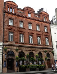 [42398] Westminster : Lord Moon of the Mall (Budby) Tags: london pub victorian bank publichouse wetherspoon cityofwestminster