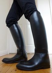 Riding Boots Wednesday (essex_mud_explorer) Tags: start boots rubber riding rubberboots aigle ridingboots rubberridingboots reitstiefel bottesdéquitation aigleridingboots aiglestart