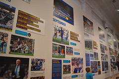Leicester City 2015/16 season (lcfcian1) Tags: new june museum nikon display leicestershire walk leicester foxes fearless nikond3200 leicestercity lcfc newwalkmuseum leicestercityfc fearlessfoxes newwalkmuseumfearlessfoxes
