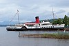 Maid of the Loch, Loch Lomond (mikey471) Tags: june scotland steamer lochlomond 2016 maidoftheloch