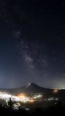 16097 (simao2) Tags:  mtfuji kawaguchiko milkyway shootingstar