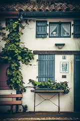 Port des Pêcheurs (Ro Cafe) Tags: windows france port facades biarritz basquecountry textured portvieux nikond600