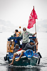 Barqueata na Ilha_03.07.16 _Foto AF Rodrigues_6 copy (AF Rodrigues) Tags: riodejaneiro barco ilhadogovernador baa zumbi baadeguanabara afrodrigues barqueata