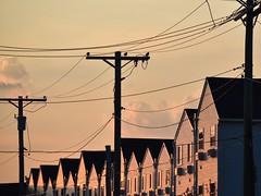 (Amita71) Tags: houses sunset nature bronx calmness peacceful soundveiw
