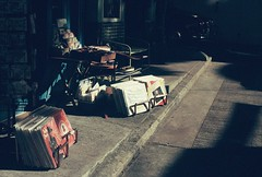 gramophone record (au1968424) Tags: gramophonerecord nikon nikkoraf50mmf14d nikonf80d lomographyslidexpro200 slide hongkongstreet hongkong filmphotography film filmcamera streetsphotography street  lomography