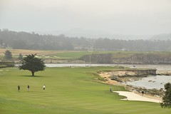 The 18th tee off at Pebble Beach (rodliam) Tags: 17miledrive monterey montereygolf pebblebeach montereycounty