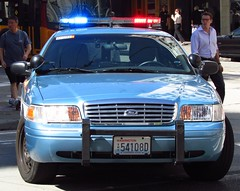 Seattle Police 591 (zargoman) Tags: seattle ford car cops police department cruiser lawenforcement patrol interceptor crownvictoria