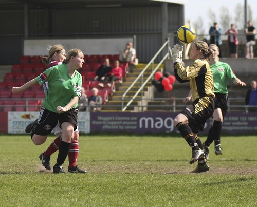 Lewes Ladies v West Ham 5 5 2013 6468