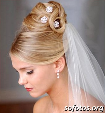 Penteados para noiva 142