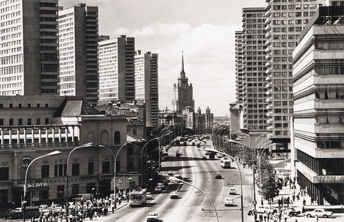 158 Калининский проспект 1970-е