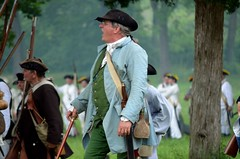 Revolution_144 (Sharp Perspective Photography) Tags: history colonial british reenactment colony musket firelock