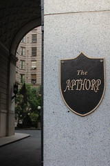 The APTHORP (thezembo) Tags: nyc typography typedesign