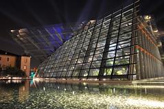 La serra del MUSE (quicksilv3r) Tags: museum piano muse trento trentino renzo scientific nuovo inaugurazione scientifico scienzenaturali