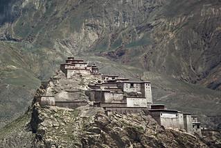 Gyantse Dzong 01 - Tibet