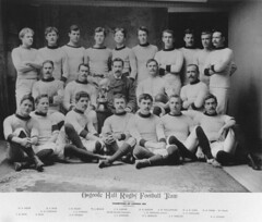Osgoode Hall rugby football team: champions of...