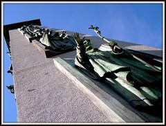 Santiago de Compostela Juan Pablo II (Jos Luis Lpez Vzquez) Tags: santiago de nikon do camino jose compostela luis monte lopez lugo rei santo ano melide gozo sixto palas vazquez sarria camio sisto portomarn arza iacobus ourol s8000 orol compostelae