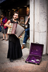 Accordion - August 30 (EdwardFiederPhotography) Tags: street people person streetphotography persons dragoncon