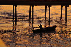 300_7412 (vermacsantos) Tags: pordosol brazil people rio brasil kids river boats landscapes fisherman pessoas amazon barcos sunsets brasilien abstracts crianas childs amazonas pescadores canoas silhueta silhuettes brsil
