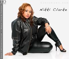 Nikki Clarke (Art Book Launch Promotion)