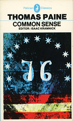 Pelican Books - Thomas Paine - Common Sense (swallace99) Tags: vintage philosophy pelican paperback politicalscience
