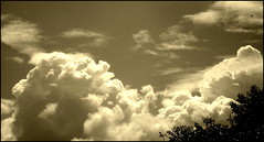 Sky (mam_jo) Tags: sky bw clouds cloudy monsoon mumbai rains mygearandme
