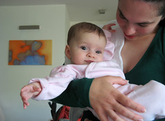 Noa with Sigal (Dan_lazar) Tags: home israel mother  noa herzlia   sigal