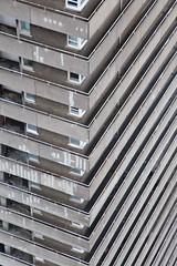 109 Bluevale Street, Glasgow (acanthus42) Tags: architecture scotland unitedkingdom glasgow towerblock doorsopenday2013 gallowgatetwins
