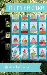 Frecklemama_Paparazzi_Cover_front (Frecklemama) Tags: cake pattern quilt layer jelly roll scrumptious camille strips layercake jellyroll quiltpattern thimbleblossoms