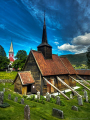 Rodven stave church