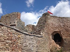 Zamek Czorsztyn (7)