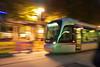 Tramway (eraggi) Tags: lumix nightshot panasonic tramway 1442 sooc gf3 effetfilé