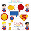 Clipart's - Super Pai (gi_costa16) Tags: scrapbooking daddy dad tag super superman hero pai superdad adesivo printable troféu herói