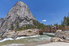 Yosemite (Rob_Oliver) Tags: california park mountain waterfall hiking hike sierra national yosemite dayhike 2011