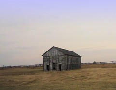 "It May Be Abandoned But It""s Still Standing! (pipsqueak9126) Tags: oldbuildings farmbuildings countrylandscapes"