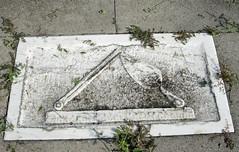 Hiram lodge plaque