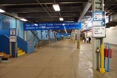 NJT Path - WTC (#02336) (Kordian) Tags: ny newyork worldtradecenter transportation wtc gps groundzero mp10 njmasstransit njtpath sonydscrx100m2