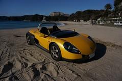 DSC08209-1 (macco) Tags: auto car sport spider automobile renault    renaultsportspider     sautevent    versautevent