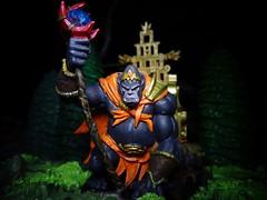 The Gorilla King (ridureyu1) Tags: toy toys actionfigure rpg dungeonsanddragons dd dungeonsdragons roleplayinggame pathfinder arneson tsr grodd wotc toyphotography paizo gygax apeking gorillaking kinggorilla sonycybershotsonycybershotdscw690 sizardsofthecoast