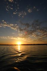 (teplizky) Tags: chile sunset sea sun sol mar land puesta isla chilo